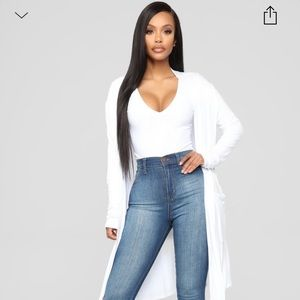 Fashion Nova Cardigan XL